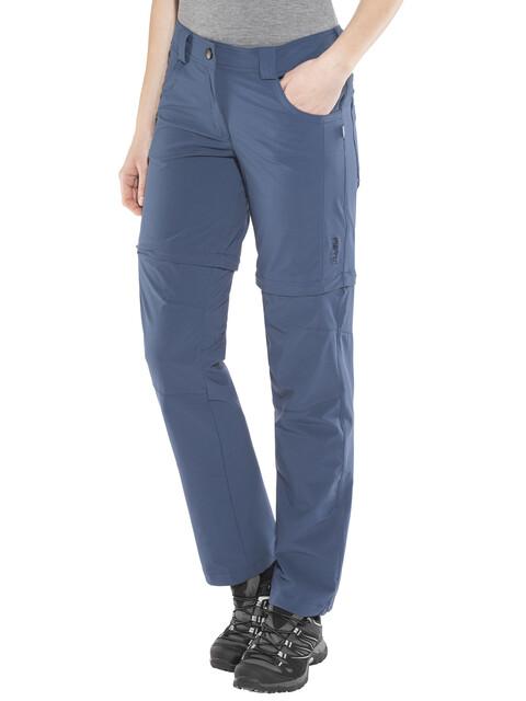 Meru Alzira - Pantalon long Femme - bleu